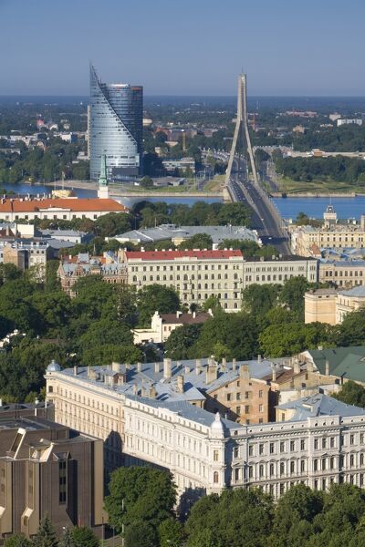 City skyline riga latvia city overview riga latvia photo city skyline riga latvia altavistaventures Choice Image
