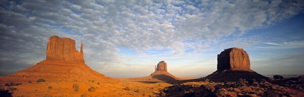 Merrick Buttes, Monument Valley, Arizona, USA