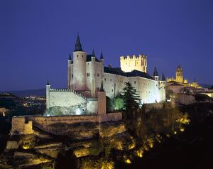 Alcazar / Night View