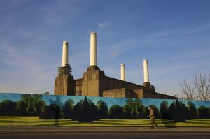 Battersea Power Station, London, England, UK
