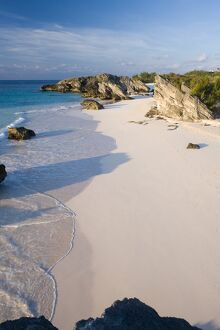 Bermuda, Southampton Parish, South Coast Beaches, Horseshoe Bay