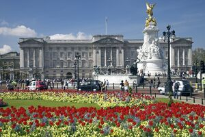 Buckingham Palace is the official London residence