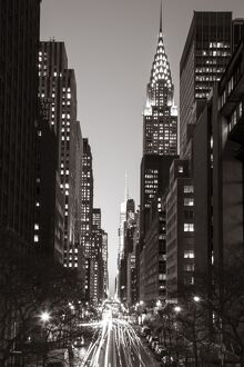 chrysler building midtown manhattan new york city