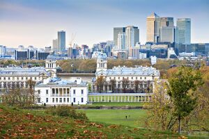 England, London, Greenwhich, Royal Greenwich Park, National Maritime Musuem