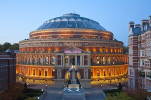 England, London, Kensington, Royal Albert Hall