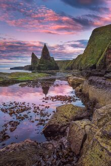 Europe, United Kingdom, Scotland, Highlands, Isle of Skye, John O'Groats, Duncansby