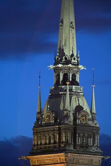 German church tower