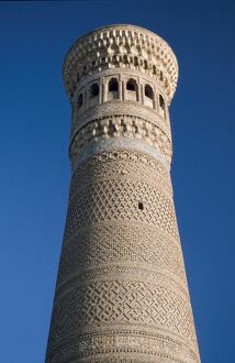 The Kalyan Minaret which allegedly awed Genghis