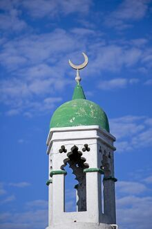 The main mosque on Ilha do Mozambique