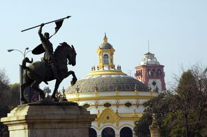Monument to EL Cid