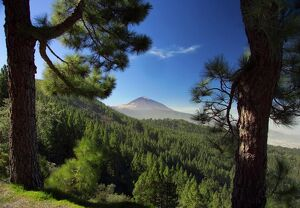 Mt. Teide, Tenerife, Canary Islands, Spain