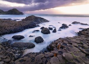 Northern Ireland, County antrim, Giants causeway