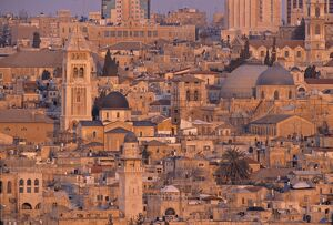 Old City of Jerusalem (fr