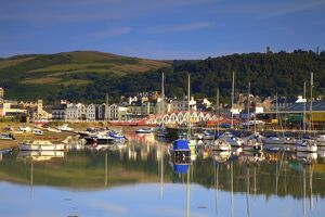 Ramsey Harbour, Ramsey, Isle of Man