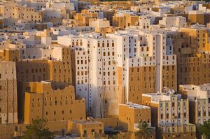 Shibam (Unesco World Heritage City)