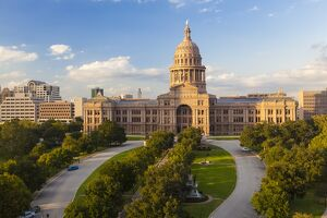 State Capital building, Austin, Texas, USA