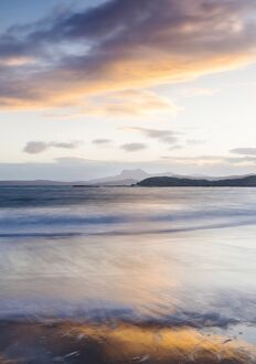 Sunrise at Mellon Udrigle beach, Wester Ross, Highlands, Scotland