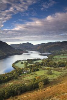 western europe/united kingdom/ullswater lake district