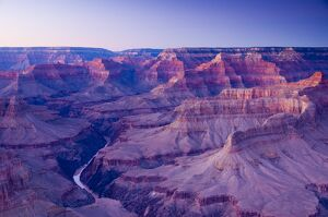 USA, Arizona, Grand Canyon, from Pima Point