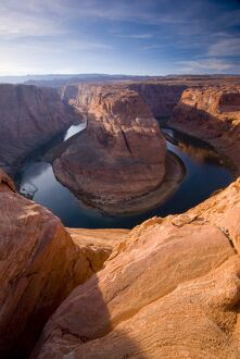 USA, Arizona, Page, Horseshoe Bend Canyon