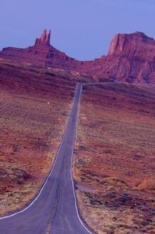 USA, Arizona-Utah, Monument Valley