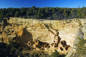 USA, Colorado, Mesa Verde National Park