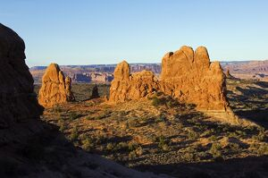USA, Utah, Arches National Park