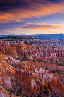 USA, Utah, Bryce Canyon National Park