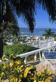 View over Montego Bay