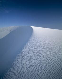 White Sands National Park / Sand Dunes