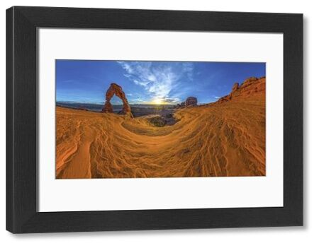USA, Utah, Moab, Arches National Park, Delicate Arch