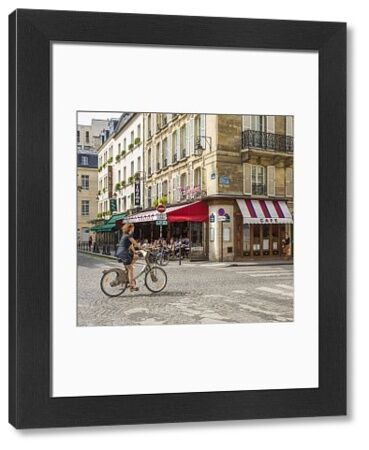 La Bonaparte cafe, Boulevard St Germain, Rive Gauche, Paris, France