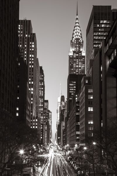 Chrysler Building, Midtown Manhattan, New York City, New York, USA