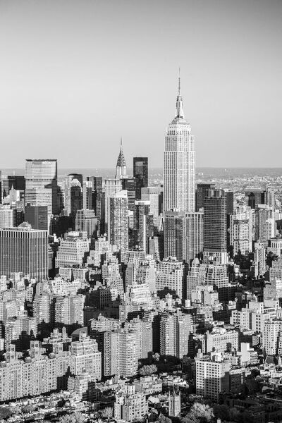 Empire State Building, Manhattan, New York City, New York, USA