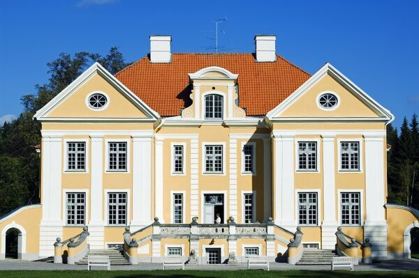 Palmse Manor Former Baltic-German Estate, located in Lahemaa National Park The Baltic States, Estonia, Tallinn, Palmse Manor Former Baltic-German Estate, located in Lahemaa National Park