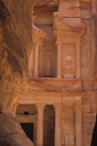 The Treasury (al Khazna), Petra, Jordan
