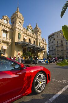 Grand Casino, Monte Carlo, Monaco, French Riviera