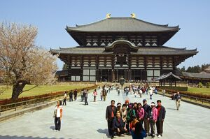 Japan, Honshu Island, Nara Prefecture, Nara City