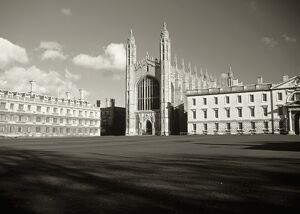 Kings College and Chapel