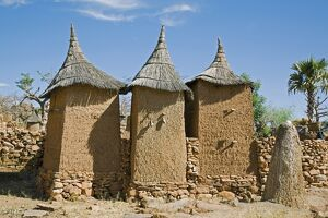 Mali, Dogon Country, Koundu
