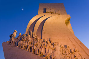 Monument of the Discoveries, Belem, Lisbon, Portugal