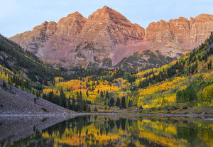North America, USA, Rocky Mountains, Colorado,Aspen, White River National Forest