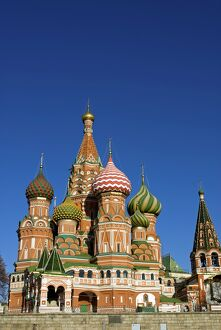 Russia, Moscow, Red Square