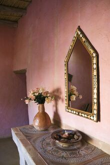 Traditional Moroccan Desert House