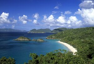 Trunk Bay, St