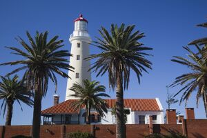 Uruguay, Punta del Este, Lighthouse, morning