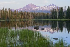 serene landscapes/usa pacific northwest oregon cascades scott