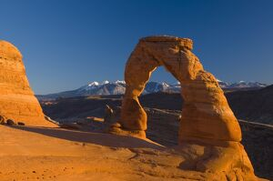 USA, Utah, Arches National Park, Delicate Arch