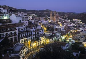View over Taxco